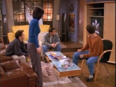 Friends 04x17 : The One With The Free Porn- Seriesaddict